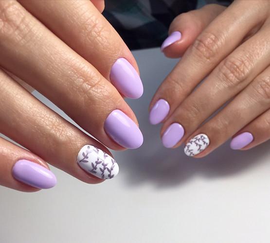 Маникюр, накрашенные ногти