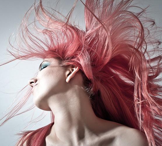 Иллюстрация к статье для сайта салона красоты «Caramelica»